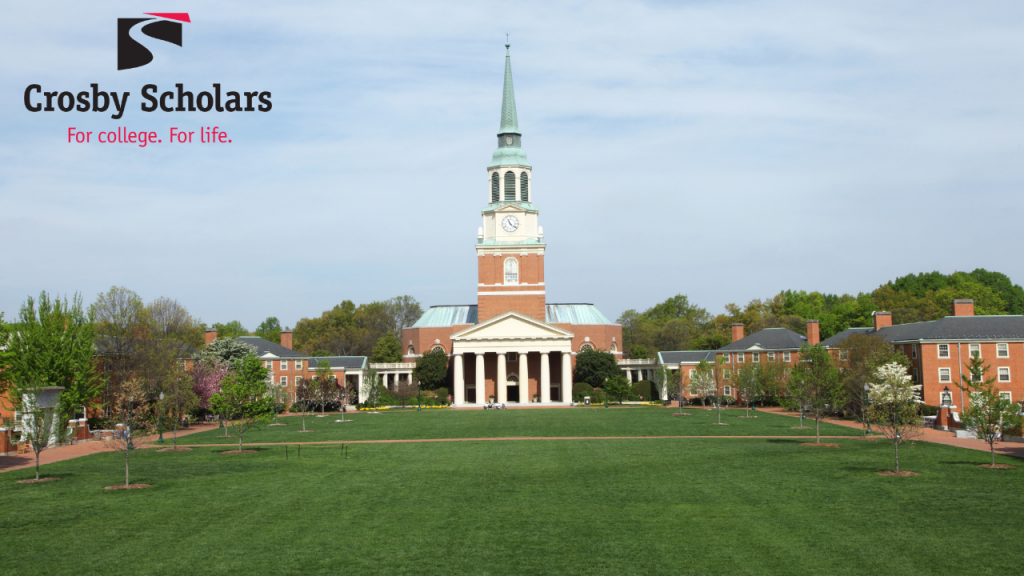 Zoom Virtual Background_Wake Forest